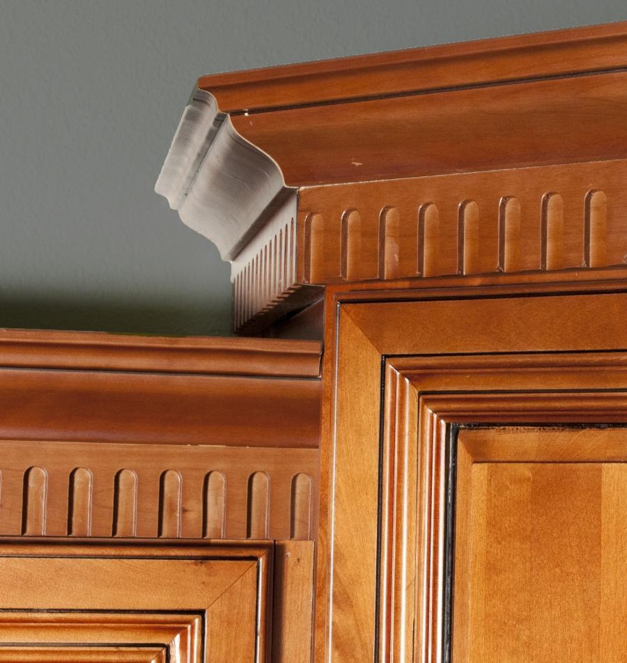 Kitchen Cabinet Crown Molding Installation: Kitchen Cabinets Crown Molding Photos
