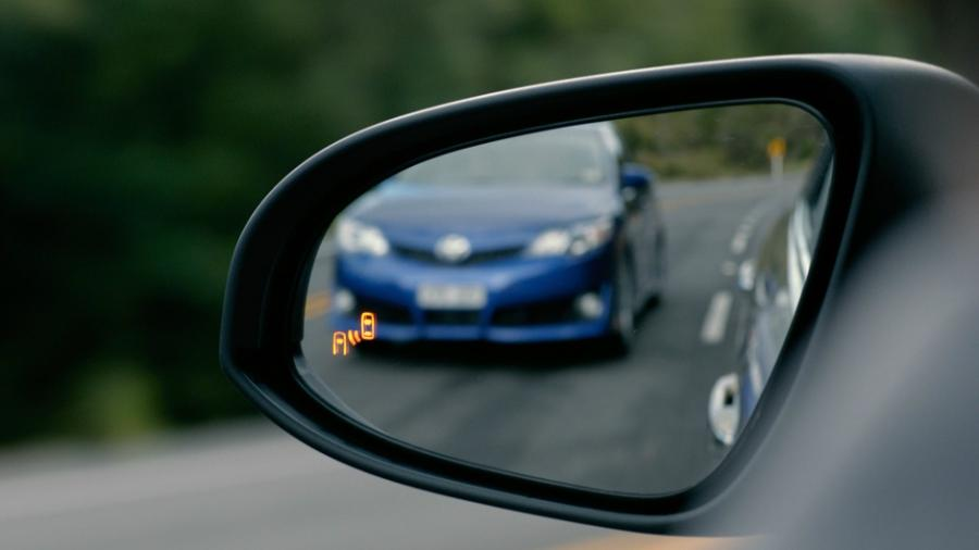 ford blind spot mirror the future of things autos post. Black Bedroom Furniture Sets. Home Design Ideas