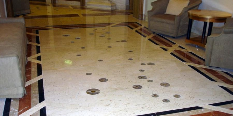 scenic marble floor design for living room: marble floor designs