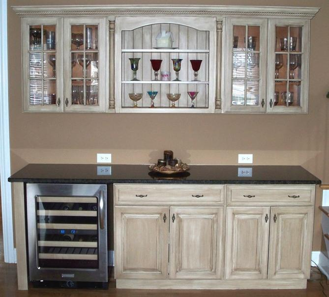 Photos Refinished Kitchen Cabinets