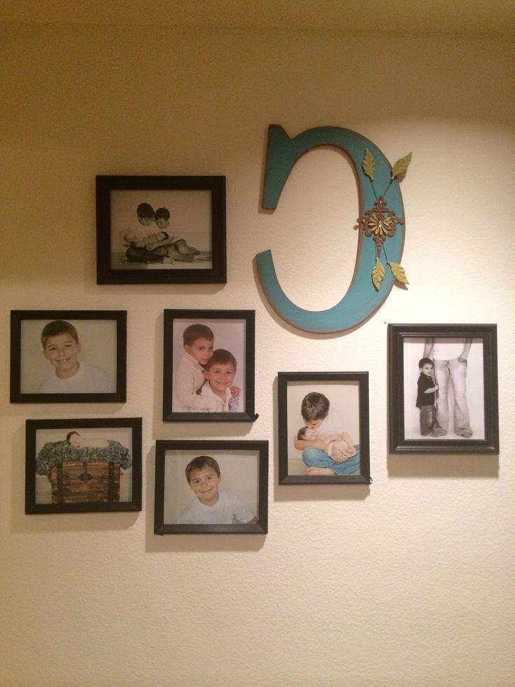 Home Decor Wall Collage : Photo collage wall decoration