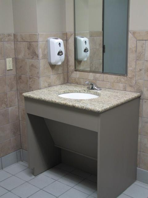 Handicap Bathroom Vanities Universal Design Atlanta Home Improvement 17 Best Images About