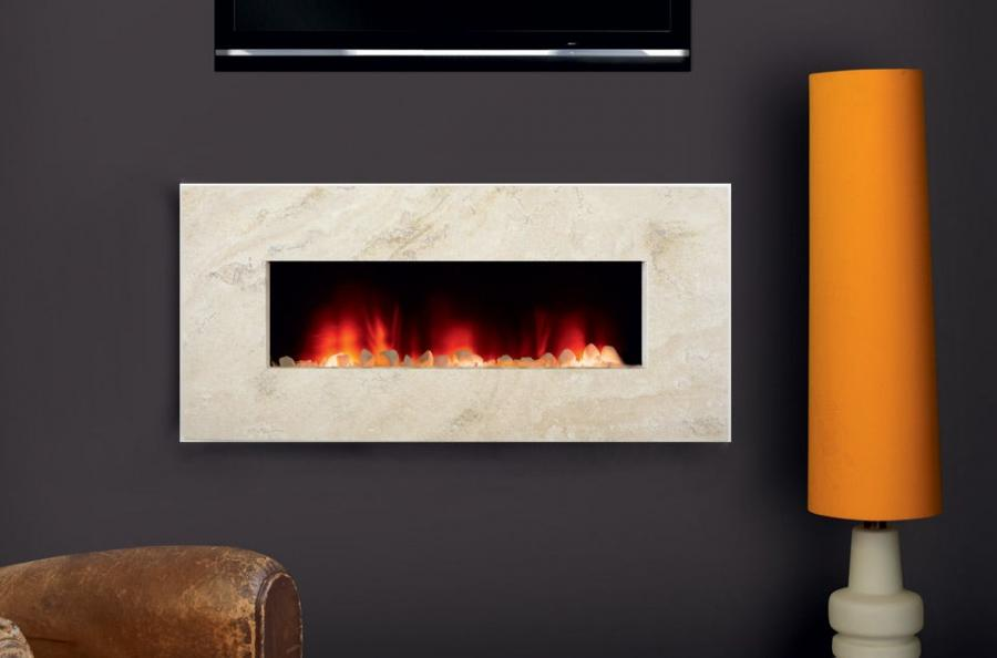 dimplex convex black wall mount electric fireplace vcx1525 f