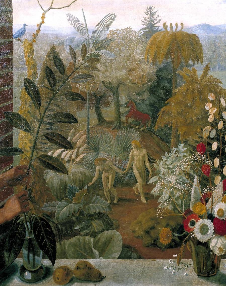 Garden of eden photo