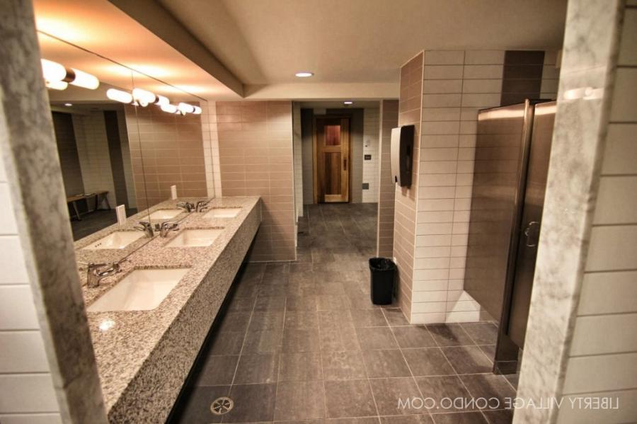 His and Hers dry Saunas are located in each change room and allow...