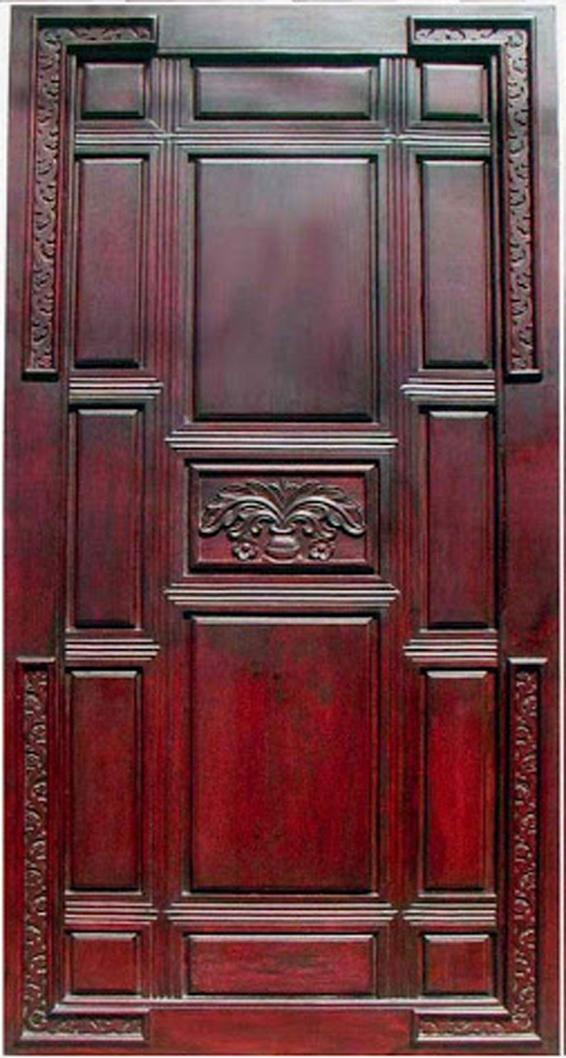 kerala model front door designs wood latest front door designs...