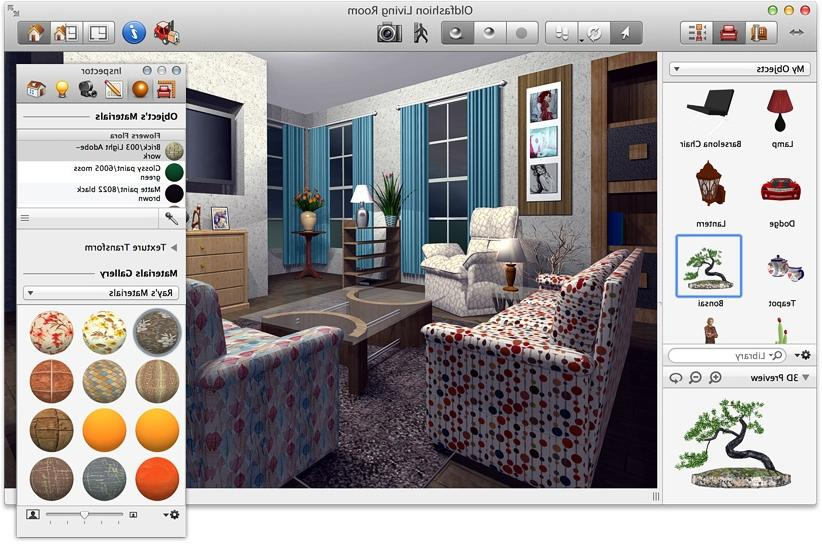 photo realistic 3d interior design software