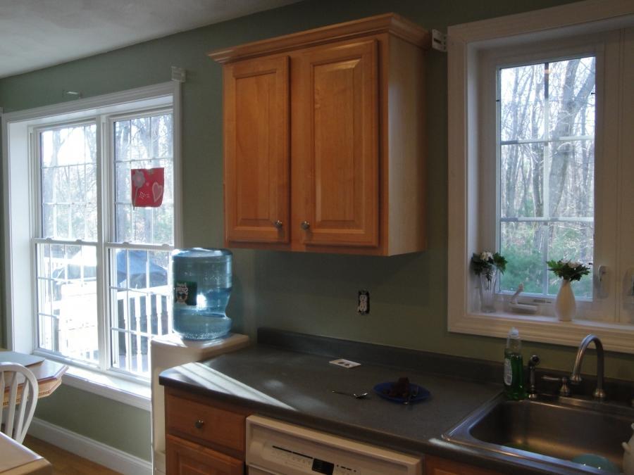 Sage green kitchen ideas for Sage green kitchen ideas