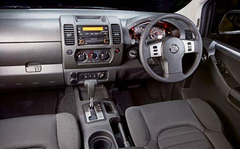 Nissan Xterra Interior Photos