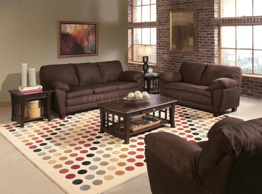 Photos of living rooms with brown leather furniture - Tan furniture what color walls ...