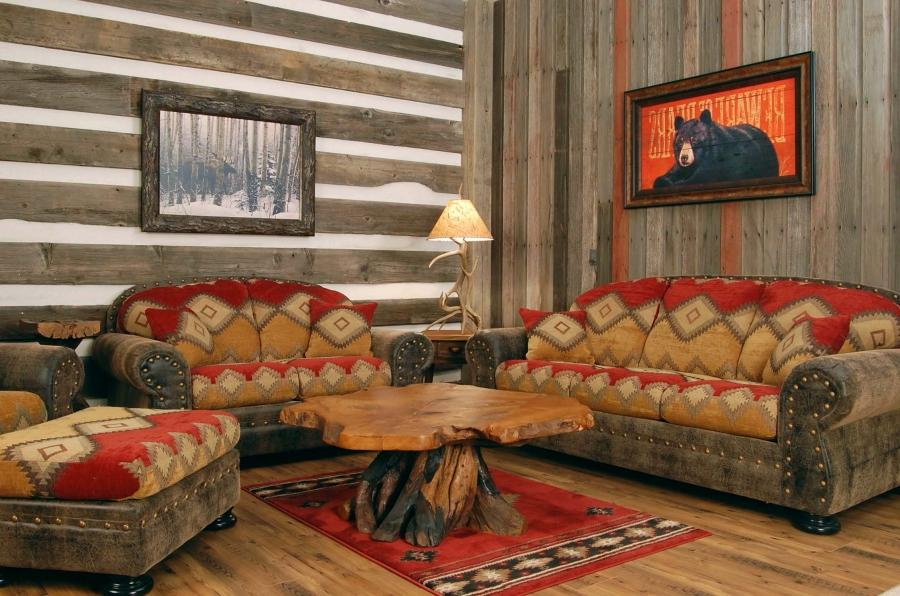 Southwestern room designs photo for Southwestern living room designs