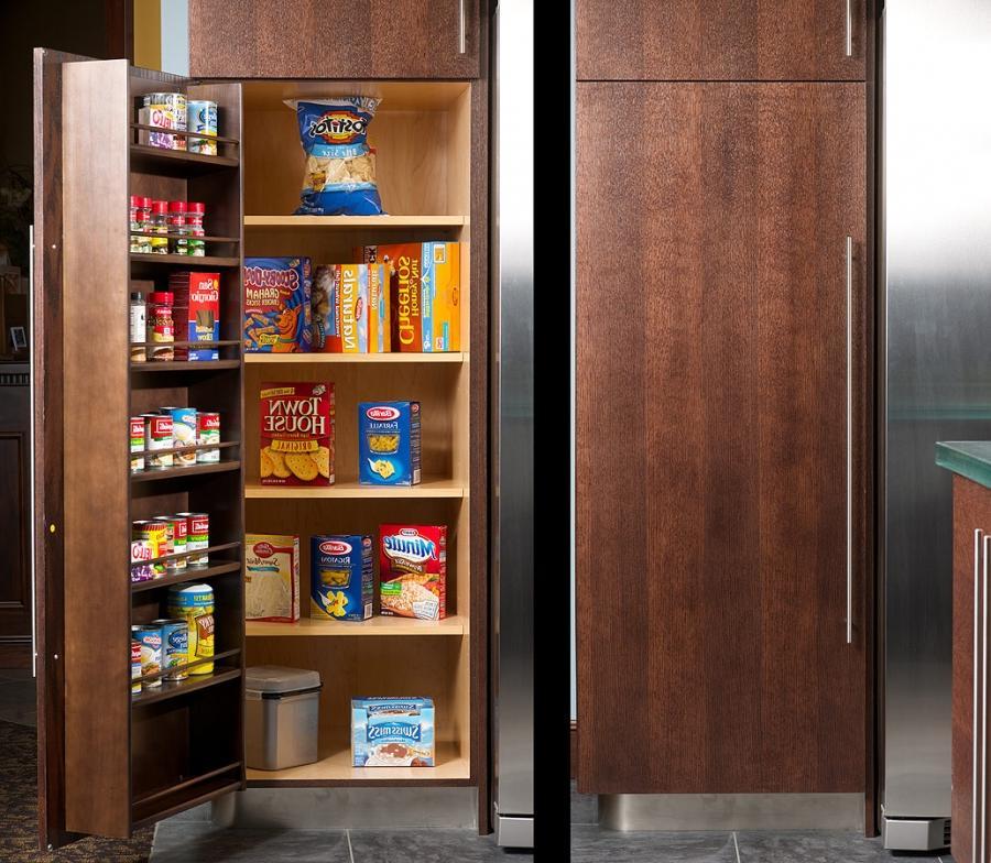Kitchen Pantry Storage Solutions: Photos Of Kitchen Pantries