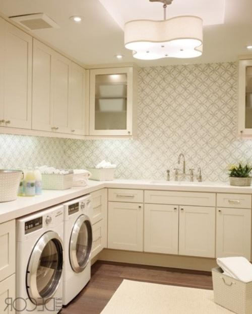 Beautiful Laundry Rooms Photos