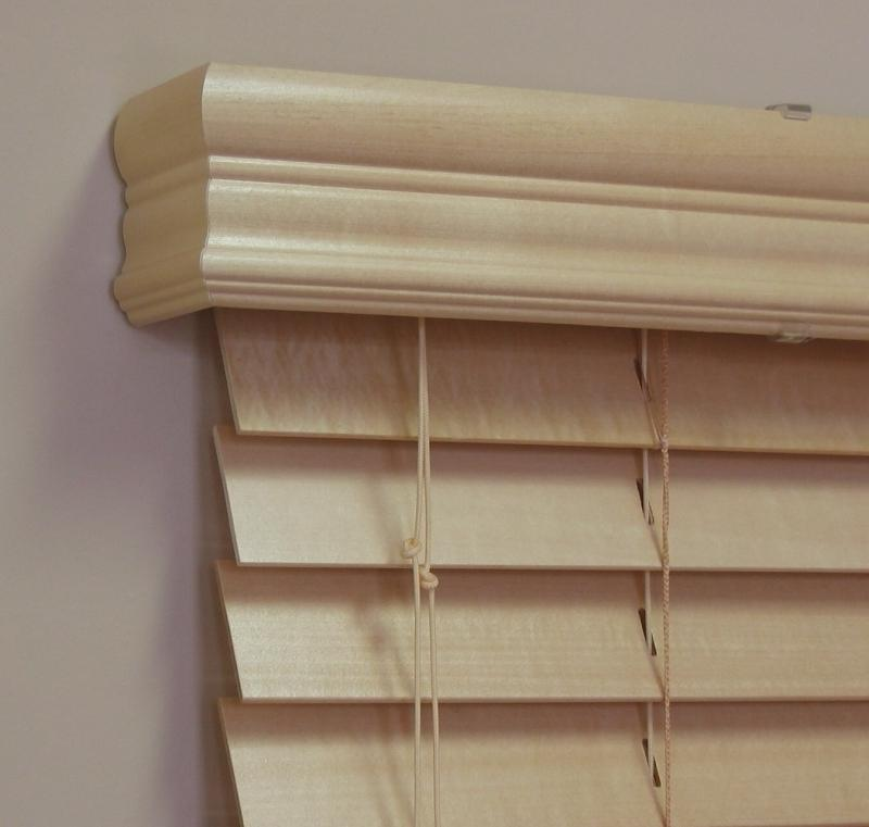 Faux Wood Blinds Photo Gallery