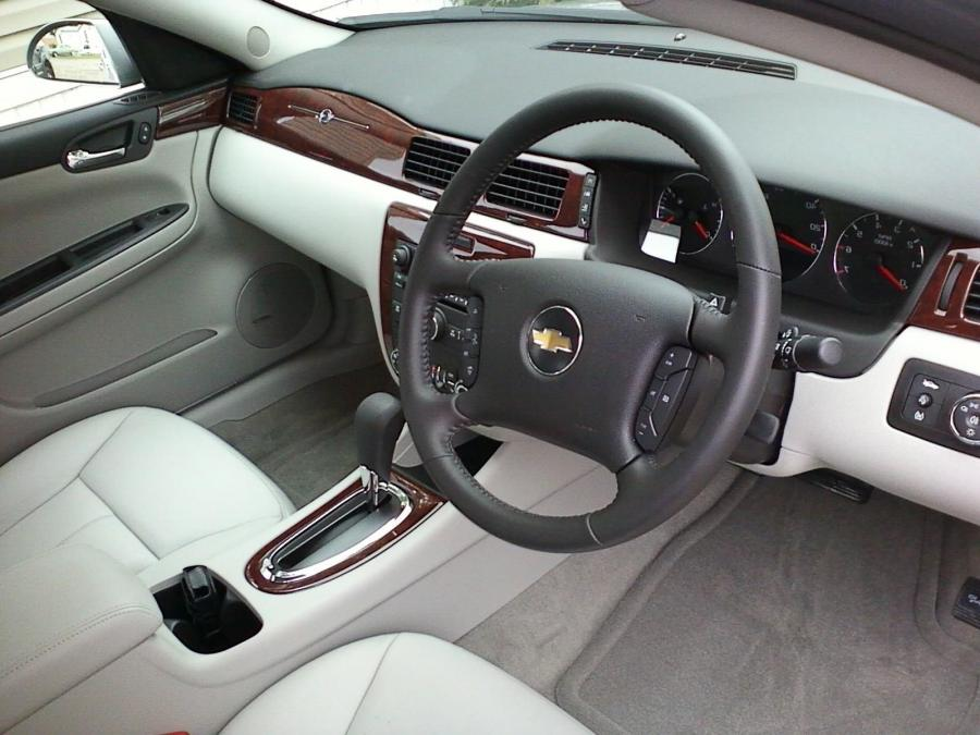 2006 Chevrolet Impala Interior Photos