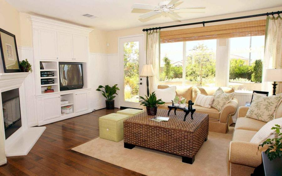 ... Living Room Interior Decorating Eas Theme, Furniture, Antique...