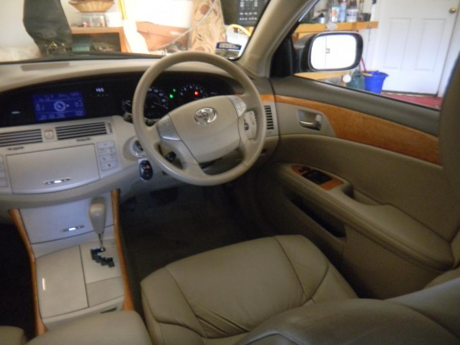 2006 Toyota Avalon Interior Photos