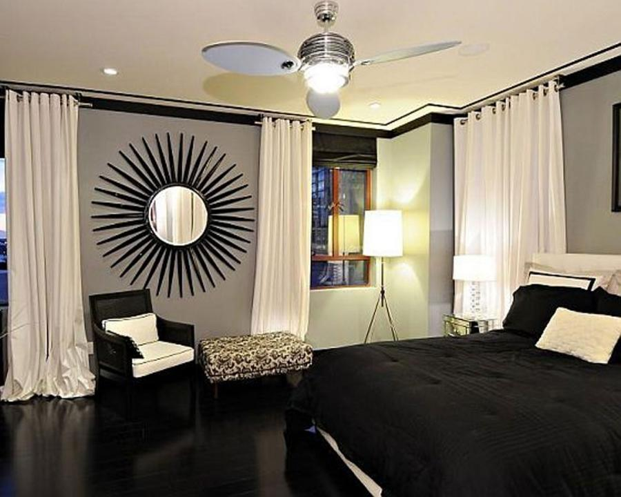 Modern Elegant Bedrooms Design In Decorate Sleek Theme Modern...